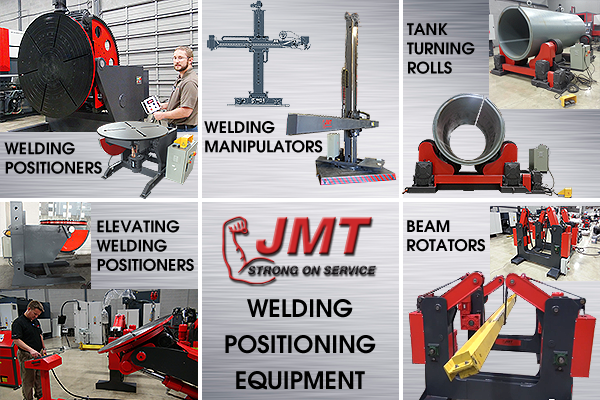 JMT Welding Positioning Equipment