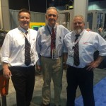 Hangin' Out at FABTECH
