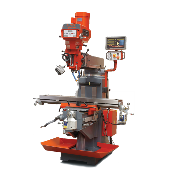 JMT Milling Machines