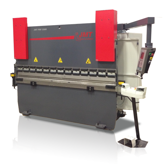 JMT PBF Series Press Brakes