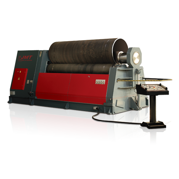 JMT HBR3 Series Plate Roll