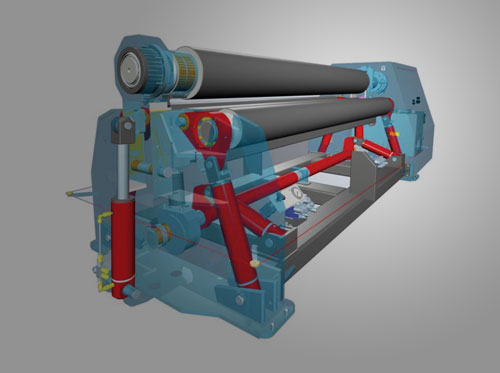 Durma Plate Roll Design
