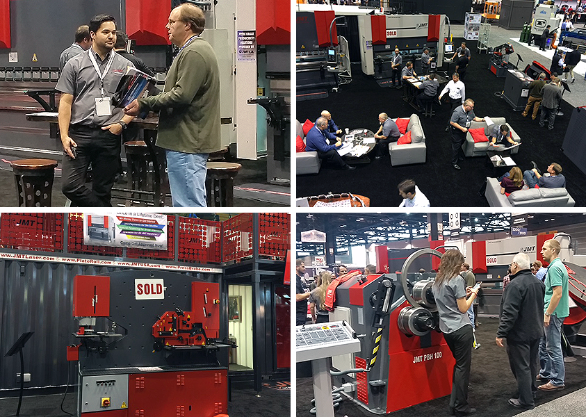 FABTECH 2015 Day 3 Montage