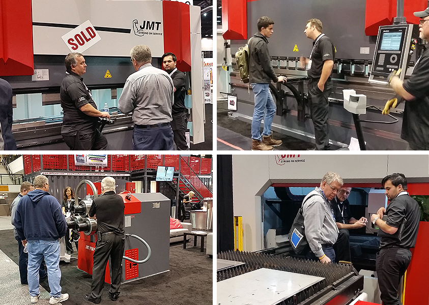 FABTECH 2015 Day 4 Montage
