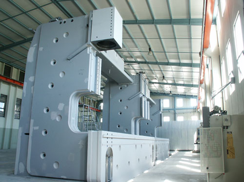 Large Tandom Durma Press Brake