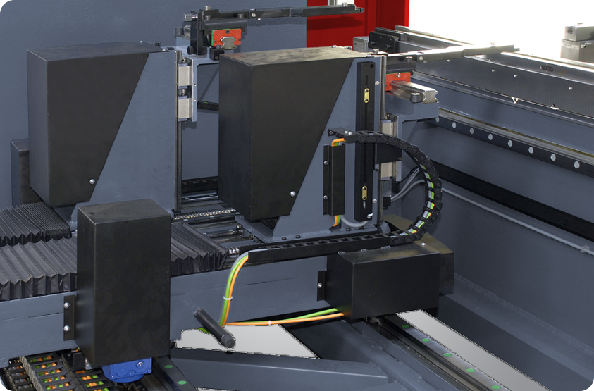 6 Axis Back Gauge - A
