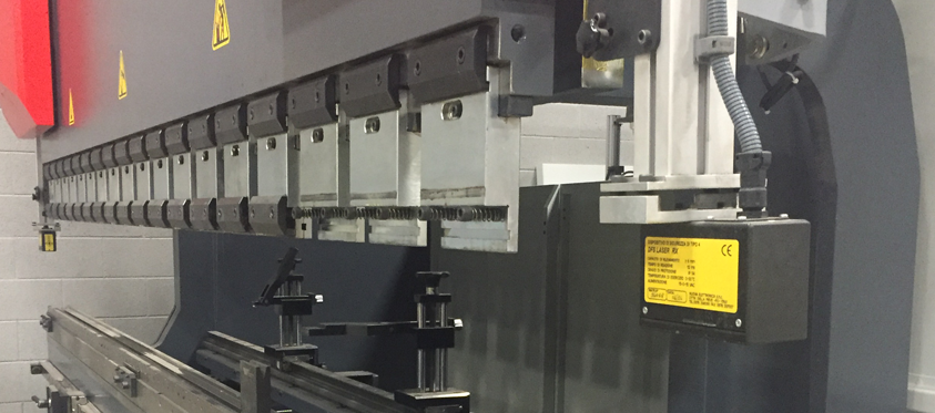 ADR Hydraulic Press Brake