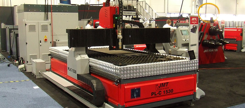Unitized Small Footprint Plasma Table (PL-C Series)