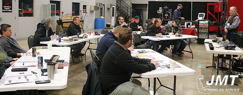 Press Brake Training Hosted at JMT