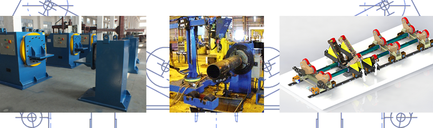 Variety of Welding Positioners
