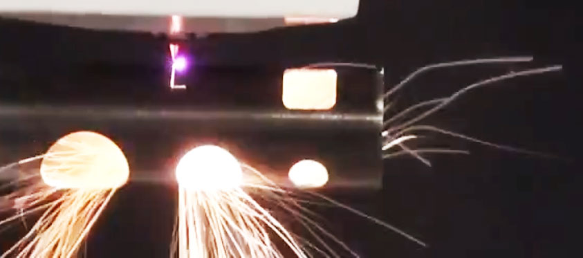 Fiber Laser with Tube Cutting