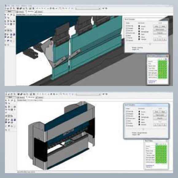 Optional Software Electric Press Brakes