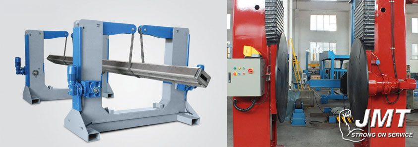 Custom Welding Positioners from JMT